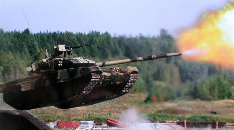 Iran tank. Photo Credit: Tasnim News Agency