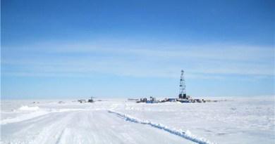 Komandirshorskaya Group oil fields. Photo Credit: LUKOIL