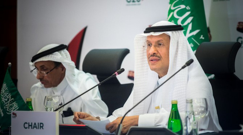 Saudi Energy Minister Prince Abdulaziz bin Salman. Photo Credit: Saudi Energy Ministry/Twitter