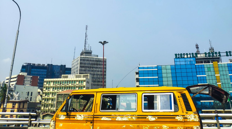 Lagos, Nigeria. Photo by Babatunde Olajide at Unsplash