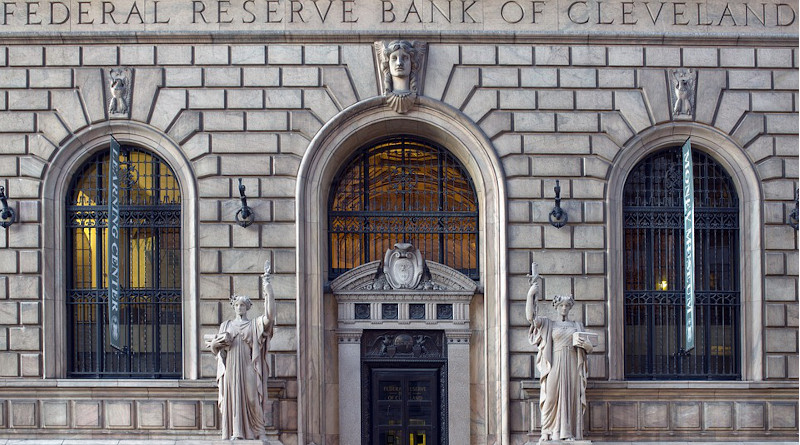 Bank Building Architecture City Federal Reserve