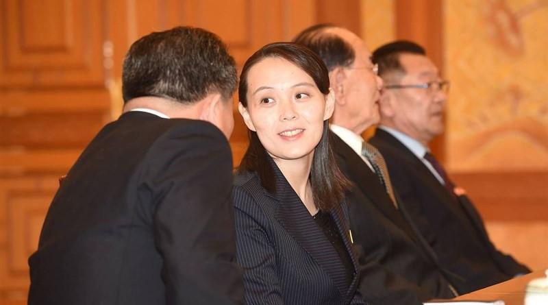 Kim Yo Jong, sister of North Korea's leader Kim Jong Un. Photo Credit: Tasnim News Agency