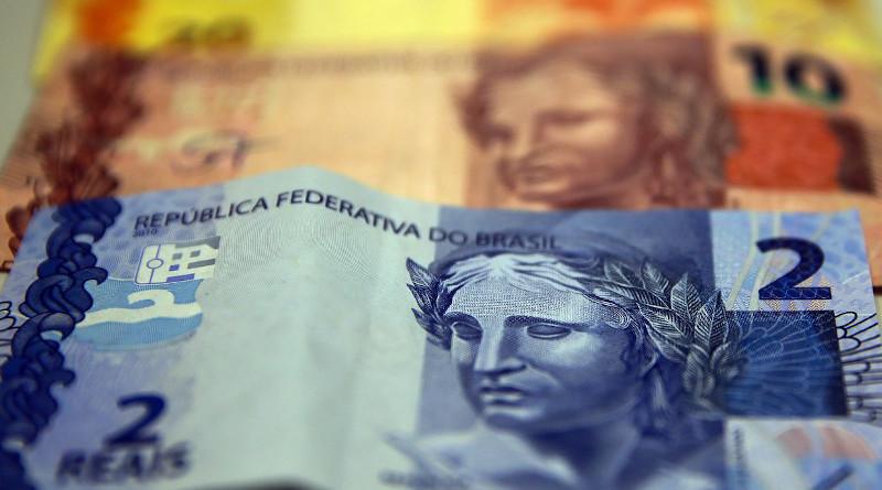 Brazilian Real banknotes. Photo Credit: Marcello Casal Jr, Agencia Brasil