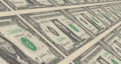 Dollar Money Us-Dollar Arrangement Funds Currency