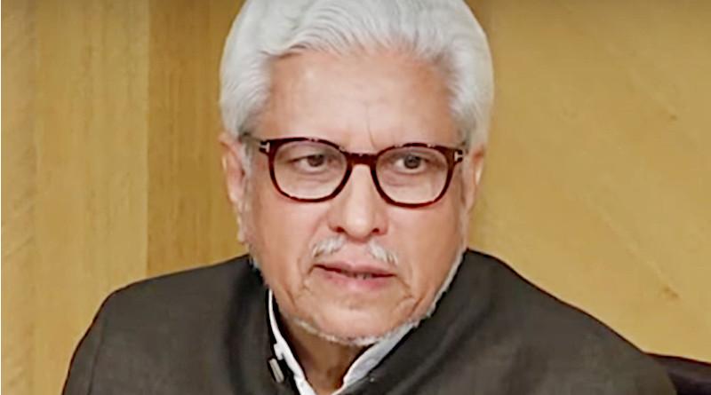 Javed Ahmad Ghamidi. Photo Credit: CR Guru PK, Wikipedia Commons