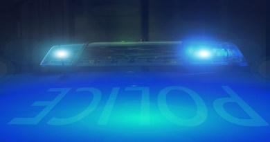 Blue Light Siren Police Alarm Emergency Light