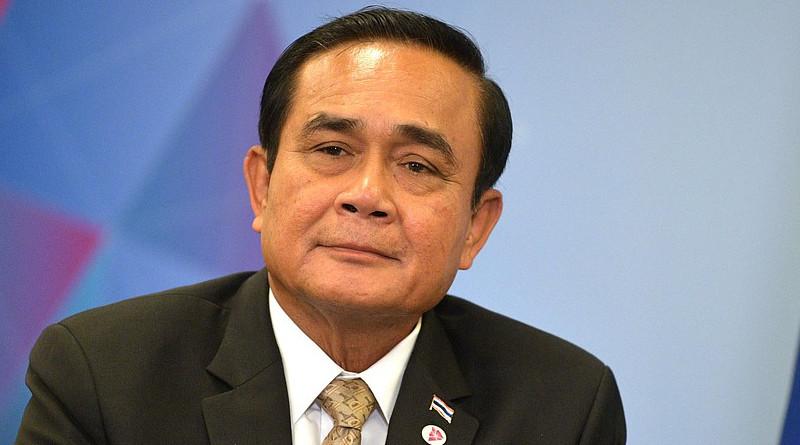 Thailand's Prayut Chan-o-cha. Photo Credit: Kremlin.ru