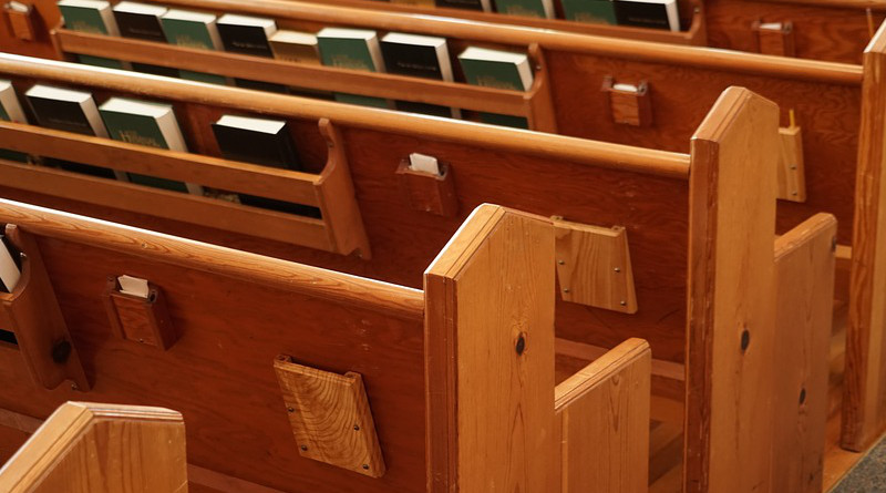 Church Pews Religion Christian Christianity