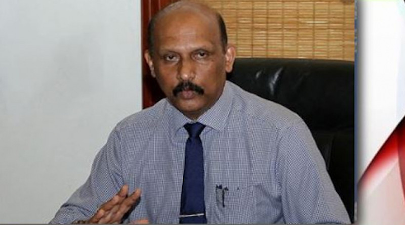 Sri Lanka's Defence Secretary Maj.Gen. (Retd) Kamal Gunaratne. Photo Credit: Sri Lanka government