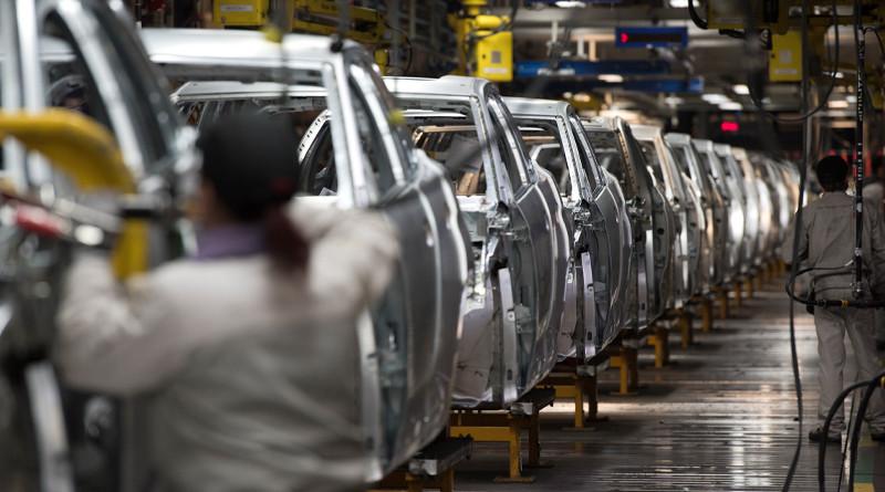 Automotive assembly line. Photo Credit: Groupe PSA