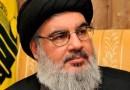 Hezbollah Secretary General Hassan Nasrallah
