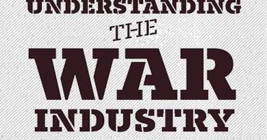 """Understanding the War Industry"" by Christian Sorensen"