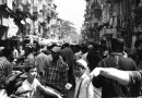 Crowd Crowded Street People Mumbai City India