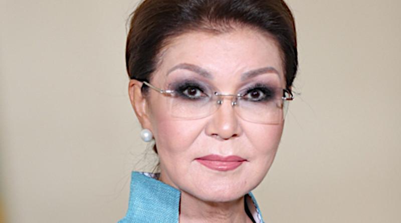 Kazakhstan's Darigha Nazarbaeva. Photo Credit: SenateKz, Wikipedia Commons