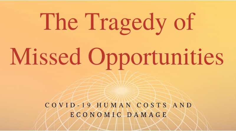 The Tragedy of Missed Opportunities - report Dan Steinbock