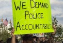 Police Protest Blm Black Lives Matter People
