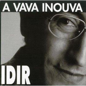 Cover art for A Vava Inouva by the artist Idir