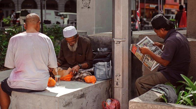 People workers Malaysia Kuala Lumpur Capital City People Help