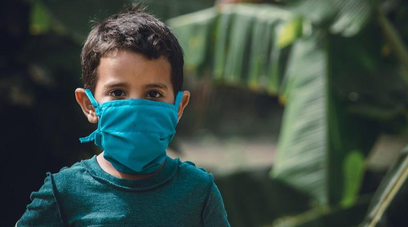 Boy wearing mask during coronavirus pandemic: Photo Credit: Manuel Darío Fuentes Hernández, Pixabay