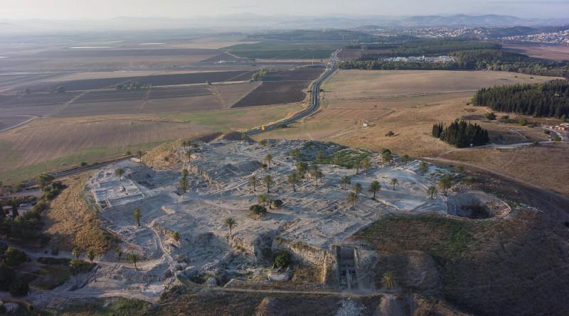 General of Megiddo CREDIT: © Dr Israel Finkelstein, Tel Aviv University