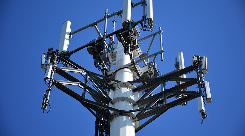 Network Cellular Tower Power Technology Mobile Cell Radio