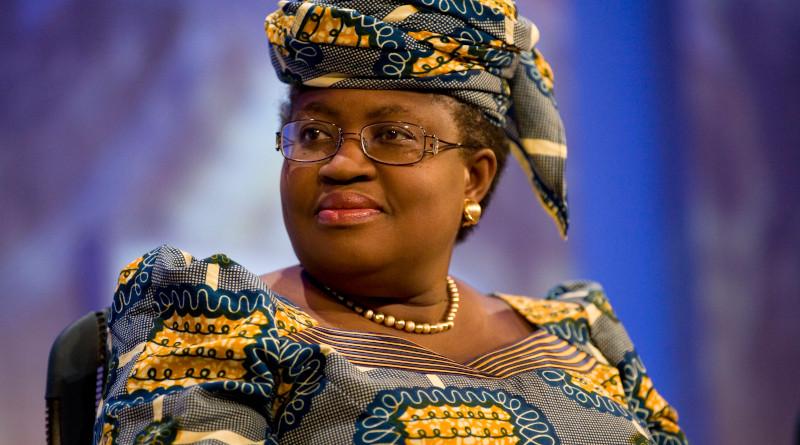 Nigeria's Dr. Ngozi Okonjo-Iweala