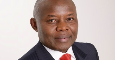 DRC's Vital Kamerhe. Photo Credit: Official Portrait