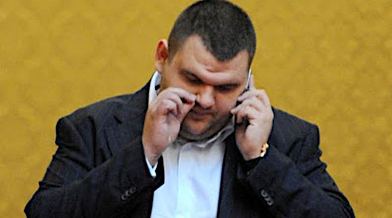 Bulgaria's Delyan Peevski and lawmaker from opposition Movement for Rights and Freedom (DPS). Photo Credit: Bulgaria Presidency website