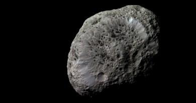 Asteroid Meteorite Comet Shooting Star Hyperion