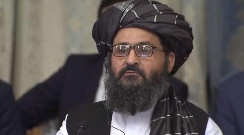 Taliban's political chief Mullah Abdul Ghani Baradar. Photo Credit: Tasnim News Agency