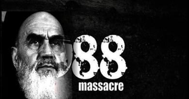 Iran 1988 Massacre. Photo Credit: Iran News Wire