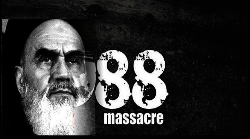 Iran 1988 Massacre. Photo Credit: Iran News Wire