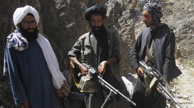 Taliban in Afghanistan. Photo Credit: Tasnim News Agency