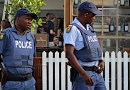 File photo of members of South Africa police. Photo Credit: HelenOnline, Wikipedia Commons
