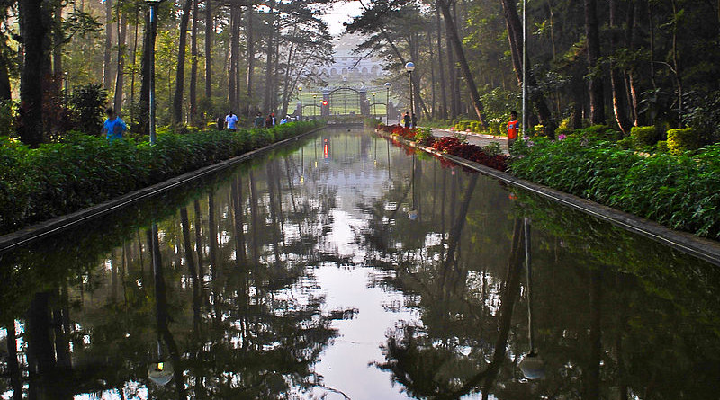 Park in Baguio City, Philippines. Photo Credit: Jsinglador, Wikipedia Commons