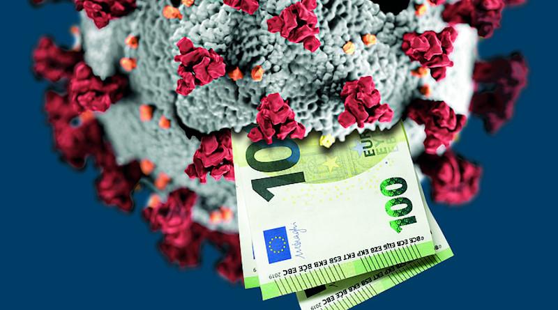 Coronavirus Covid-19 currency Money Monetary Policy Euros