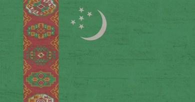 Turkmenistan Flag International