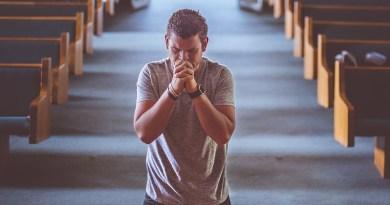 Praying God Christianity Belief Prayer Pray Adult