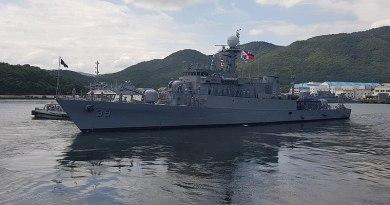 The Philippines' BRP Conrado Yap. Photo Credit: Philippine Navy