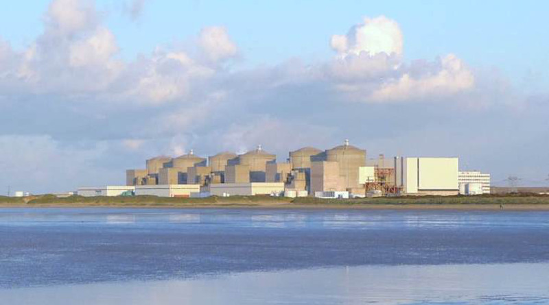 The six-unit Gravelines plant in northern France (Image: EDF)