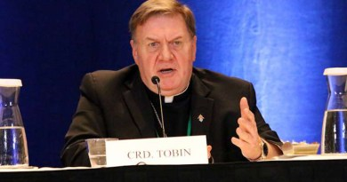 Cardinal Joseph Tobin of Newark. Credit: Kate Veik/CNA