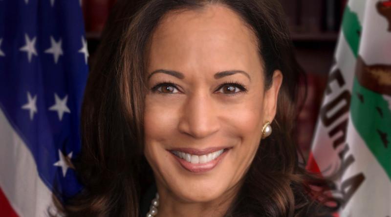 Kamala Harris. Official photo US Senate