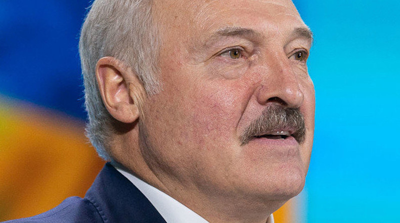 Belarus' Alexander Lukashenko. Photo Credit: president.gov.ua, Wikimedia Commons