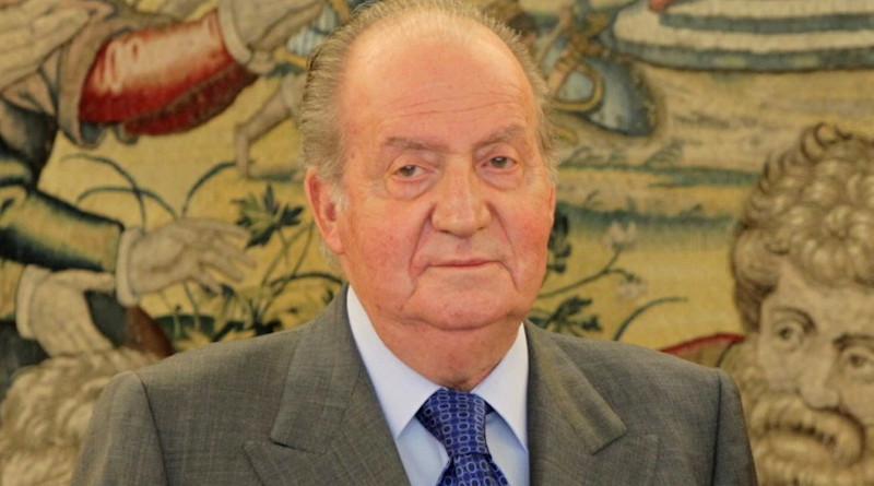 Former Spanish king Juan Carlos I. Photo Credit: Irekia, Wikimedia Commons