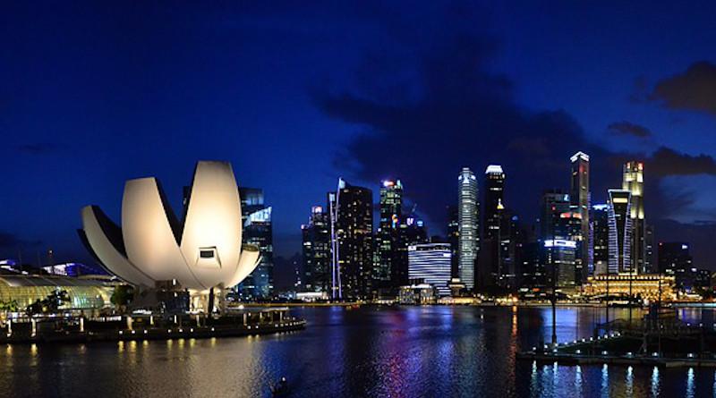 City Singapore Marina Bay Sands Architecture