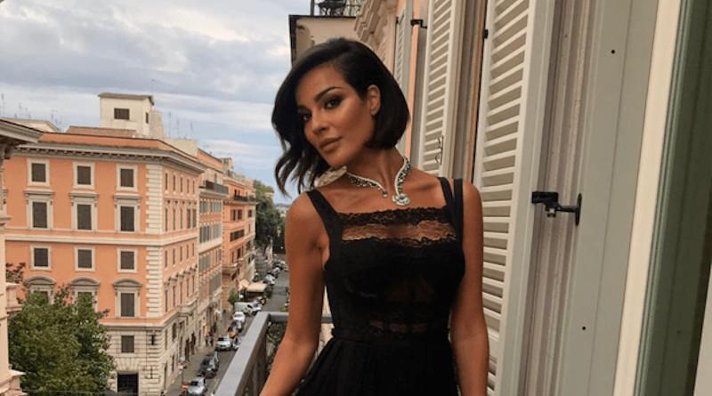 File photo of Lebanese actress Nadine Nassib Njeim