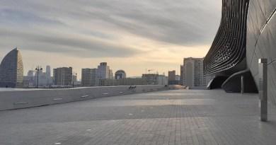 Baku Azerbaijan Caucasian