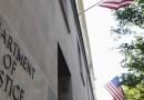 US Department of Justice. Photo Credit: Tasnim News Agency