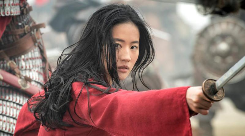 Liu Yifei as Mulan. Photo Credit: Walt Disney Studios