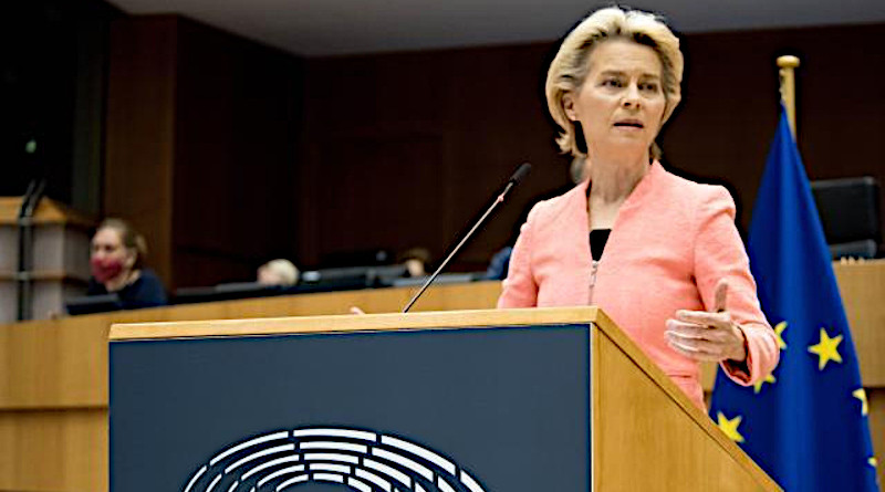 Ursula von der Leyen, President of the European Commission. Photo Credit: European Commission 2020
